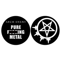 Arch Enemy Pure Fucking Metal Slipmats