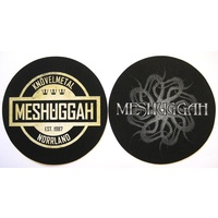Meshuggah Crest Spine Turntable Slipmats