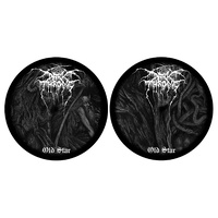 Darkthrone Old Star Turntable Slipmats