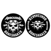 Airbourne Boneshaker Turntable Slipmat Set