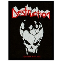 Destruction Skull Patch