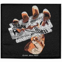 Judas Priest British Steel Patch