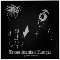 Darkthrone Transilvanian Hunger Patch Dark Throne