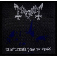 Mayhem De Mysteriis Dom Sathanas Patch