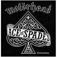 Motorhead Ace Of Spades Patch