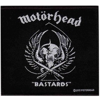 Motorhead Bastards Patch