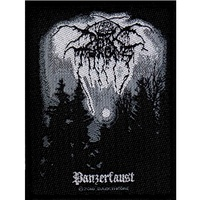 Darkthrone Panzerfaust Woven Patch Dark Throne