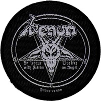 Venom In League With Satan Patch