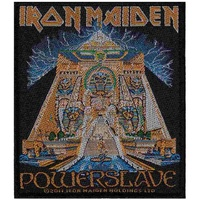 Iron Maiden Powerslave Patch