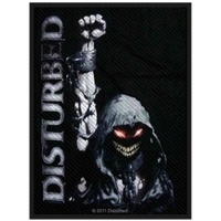Disturbed Eyes Patch