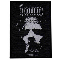 Down Logo Face Patch