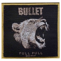 Bullet Full Pull Patch