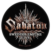 Sabaton Swedish Empire Live Patch