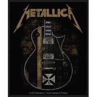 Metallica Hetfield Guitar Patch