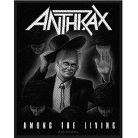 Anthrax Among The Living Patch