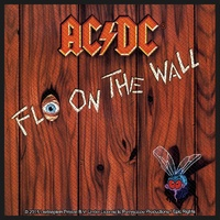 AC/DC Fly On The Wall Patch