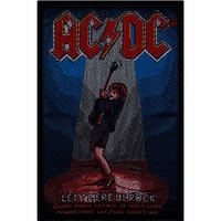 AC/DC Let There Be Rock Patch