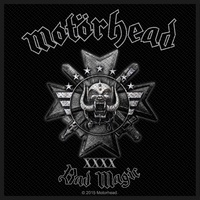 Motorhead Bad Magic Patch