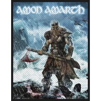 Amon Amarth Jomsviking Patch