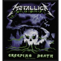 Metallica Creeping Death Patch