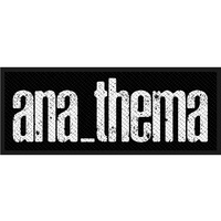 Anathema Logo Patch