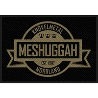 Meshuggah Crest Patch