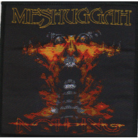 Meshuggah Nothing Patch