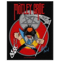 Motley Crue Allister Fiend Patch
