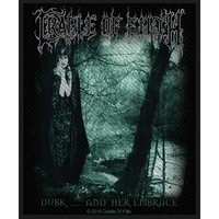 Cradle Of Filth Dusk & Her Embrace Patch