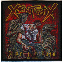 Xentrix Bury The Pain Patch