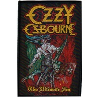 Ozzy Osbourne The Ultimate Sin Patch