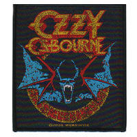 Ozzy Osbourne Ordinary Man Bat Patch