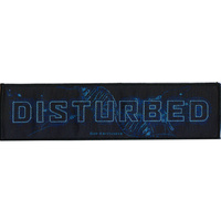 Disturbed Blue Blood Strip Patch