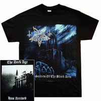 Dark Funeral Secrets Of The Black Arts Shirt