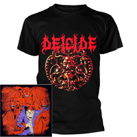 Deicide Blaspherion Medallion Shirt