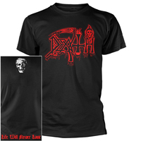 Death Life Will Never Last Shirt
