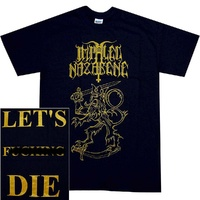 Impaled Nazarene Lets F**king Die Shirt