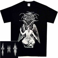 Darkthrone Black Death & Beyond Baphomet Shirt [Size: L]