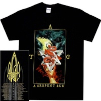 At The Gates Serpent Sun Shirt