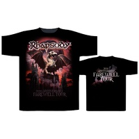 Rhapsody 20th Anniversary Shirt