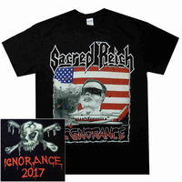 Sacred Reich Ignorance XXL Shirt