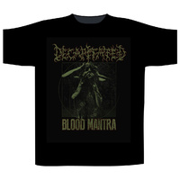 Decapitated Blood Mantra II Shirt