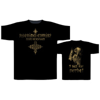 Rotting Christ Non Serviam Shirt