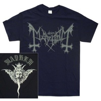 Mayhem Winged Daemon Shirt