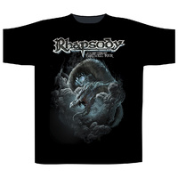 Rhapsody Blue Dragon Shirt