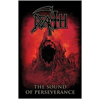 Death Sound Of Perseverance Poster Flag