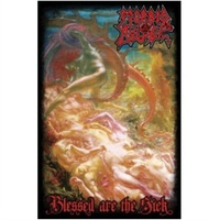 Morbid Angel Blessed Are The Sick Poster Flag