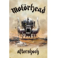 Motorhead Aftershock Poster Flag