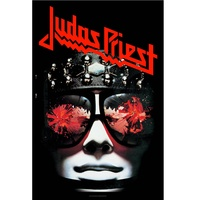 Judas Priest Hell Bent For Leather Poster Flag