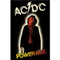 AC/DC Powerage Poster Flag